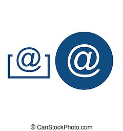 Email Address Icons