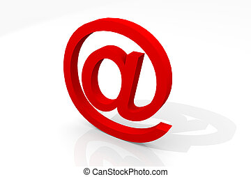 Email Alias - email alias in 3D