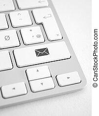 email, atajo