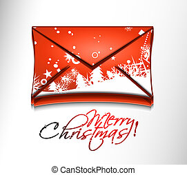 email christmas icon
