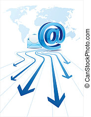 email, communication