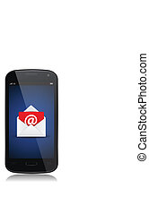 Email Contact Smartphone