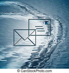 email, fondo