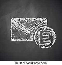 email, icône