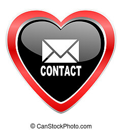 email icon contact sign