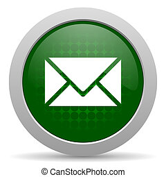 email icon post sign