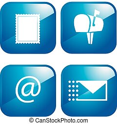 email, icone