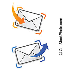 email letter - e-mail vector letter