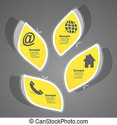 email., maison, téléphone, internet
