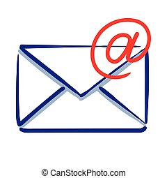 email message icon
