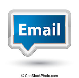 Email prime blue banner button