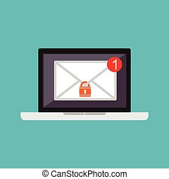email, protection., security., authority.