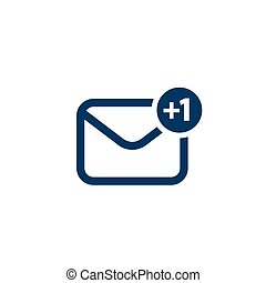 email, sms vector icon