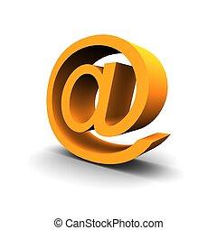 email, symbol