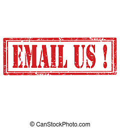 Email Us-stamp