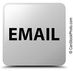 Email white square button