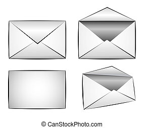 Emails Icon Set