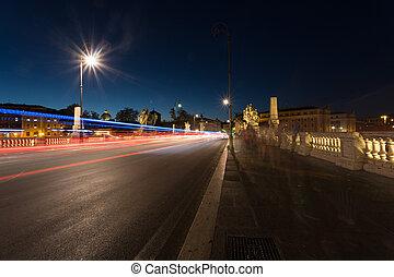 emanuele, nightshot, vittorrio, ii, puente