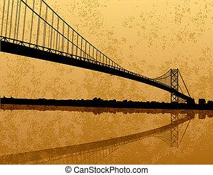 embajador, puente