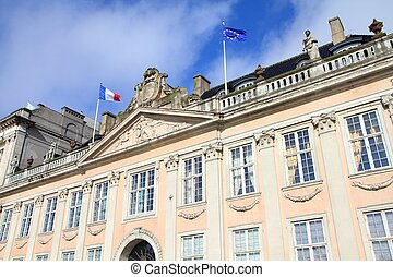 Embassy in Copenhagen - French embassy in Copenhagen, ...