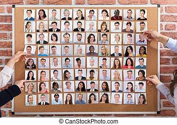 embauche, métier, candidats,  Business, gens