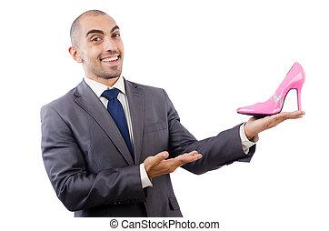 ember, cipők, válogatott