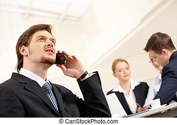 ember, hívás