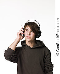 ember, hallgat hallgat zene