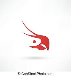 emblème, perroquet