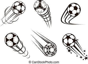 emblémák, futball foci