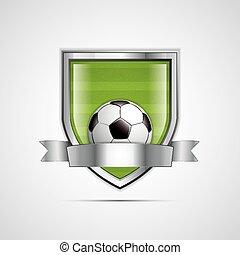 embleem, voetbal