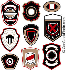 emblem badge symbol design