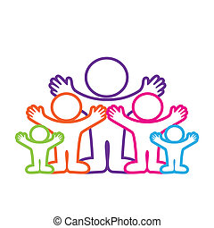 emblem-family - template-symbol - the family