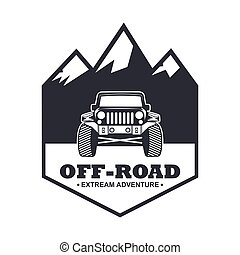 Off Road Adventure logo