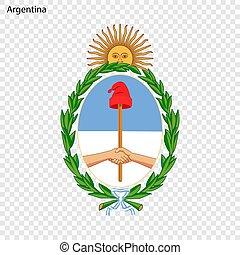 Emblem of Argentina