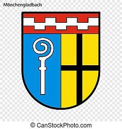 Emblem of City of Germany