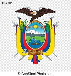 Emblem of Ecuador