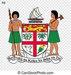 Emblem of Fij