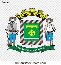 Emblem of Goiania