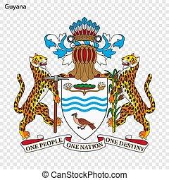 Emblem of Guyana