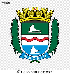 Emblem of Maceio