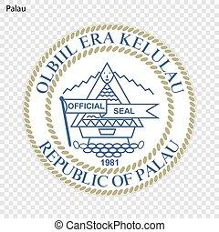 Emblem of Palau