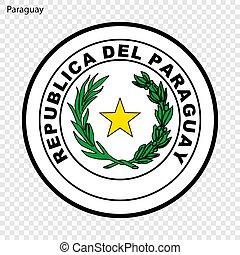 Emblem of Paraguay