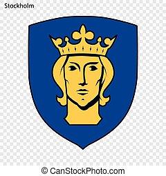 Emblem of Stockholm