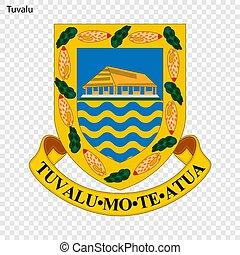 Emblem of Tuvalu