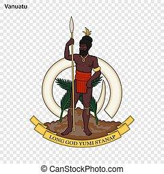 Emblem of Vanuatu