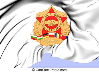 Emblem of Warsaw Pact