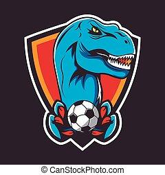 Emblem or logo for a sports team