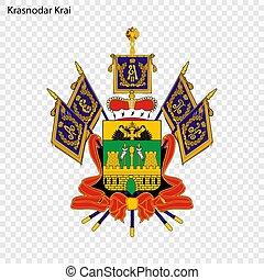 Emblem Province . Vector illustration - Emblem of Krasnodar ...