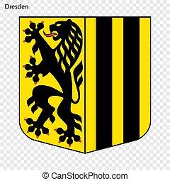 emblema, dresden